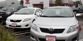 toyota foreign car in u s toyota recall will include 2 million cars