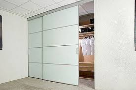 Build Closet Door How To Build Sliding Closet Doors Hunker