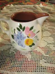 stangl pottery fruit and flowers vintage stangl pottery fruit and flowers pitcher ebay time for