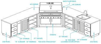outdoor kitchen design outdoor kitchen plans kalamazoo outdoor gourmet