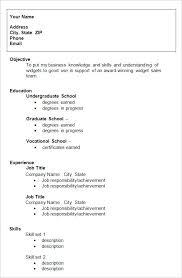 resume templates exles free 2 college graduate resume template cv resume