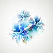 blue flower blue flower backgrounds vector free vector in encapsulated
