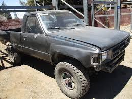 1988 toyota truck 1988 toyota truck dlx black std 3 0l mt 4wd z16364 rancho toyota