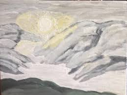 Mountain Landscape Paintings by Mountain Landscape Paintings