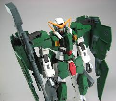 1 100 gn 002 gundam dynames assembly part vii mech9 com anime