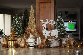 Christmas Decorating Ideas For Kitchen Island by Christmas Decor In My Kitchen Tastingspoons