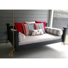 Southern Home Decor Blogs Getting Ready For Summer Enliven Your Porch With Comfy Swings
