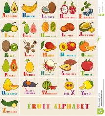 foods that start with the letter w zucchini summer abc snacks