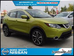 qashqai nissan new 2017 nissan qashqai sl awd platinum for sale in red deer