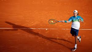 Lucas Challenge Lucas Pouille Faces Murray Challenge At Rome Masters Sports Rfi