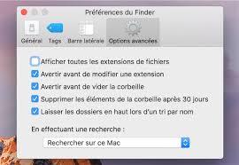 afficher disque dur bureau mac macos les petites nouveautés du finder macgeneration
