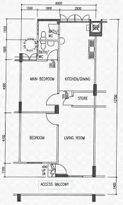 floor plans for bukit batok central hdb details srx property