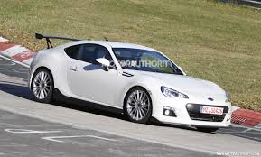 car subaru brz 2014 subaru brz sti to offer up to 230 hp sans turbo report