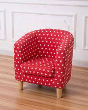 red armchair for children ebay