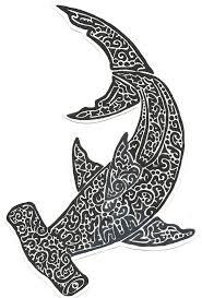 the great polynesian hammerhead shark tattoo for men in 2017 real