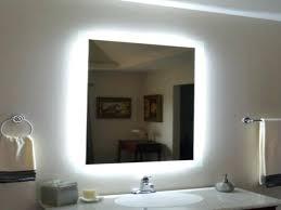led vanity lights brushed nickel vanity light led shown in