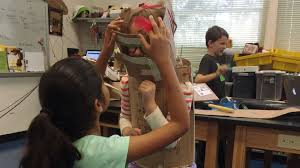 remaking education designing classroom makerspaces for