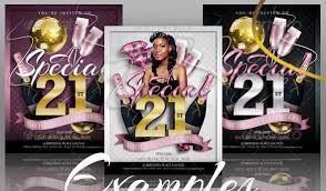 birthday invite template birthday invitation flyer template 19 great birthday invitation