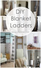 diy blanket diy blanket ladders lolly jane