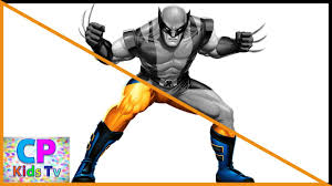 ps wolverine coloring pages 1 wolverine coloring pages