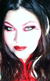 devil halloween make up halloween makeup makeup artsy