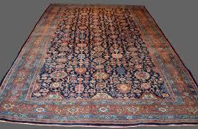 Bidjar Persian Rugs by Antique Bidjar Carpet Harshang Design Northwest Persian Circa 1900