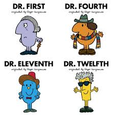 details released doctor men mash books