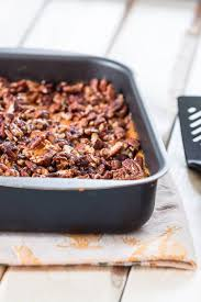 best sweet potato casserole recipe with pecans all she cooks
