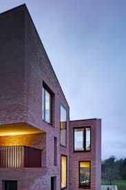 Building House Hall Mcknight U0027s Church Road House Is Three Brick Blocks Belfast
