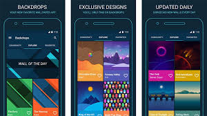 text backgrounds for android 10 best backgrounds and wallpaper apps for android android authority