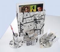accessoire bureau enfant accessoires de bureau papeterie tête à modeler
