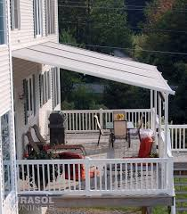 Pergola With Awning by Durasol Structure Awning Innovative Openings
