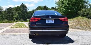 Passat 1 8t Review 2016 Volkswagen Passat 1 8t Sel Premium Hd First Drive