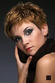 messy shaggy hairstyles for women womens short messy layered pixie shag hairstyle red hair short