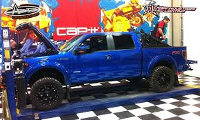 Ford Raptor Chase Truck - rc adventures make a full scale 4x4 truck look like an rc 2013