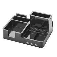 Electronic Charging Station Desk Organizer On My Desk Omd Desk Organizer And Station For Iphone
