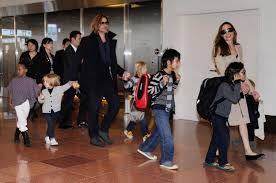 angelina jolie u0027s quotes about brad pitt show they had a strong