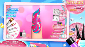nail art beauty makeover salon android apps on google play