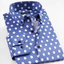 2017 caiziyijia spring 2017 men u0027s big polka dot pattern dress