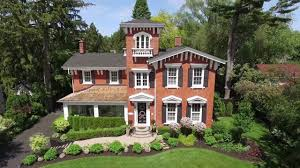classic italianate style villa in oakville canada youtube