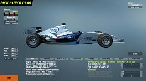 lexus ls dubizzle 1 million will get you this 2006 bmw sauber formula 1 car