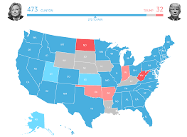 Electoral College Maps 2016 Projections Amp Predictions by 2016 Us Election Final Electoral Map