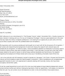 sample cover letter for immigration application canada