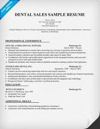 Sales Sample Resume by Dental Sales Resume Sample Dentist Health Resume Samples