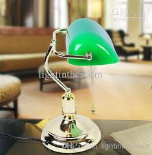 2017 retro table lamps vintage brass lamps u0026 green lampshade