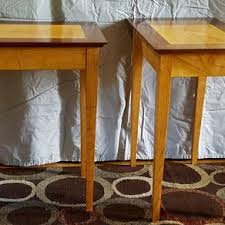 Oak Accent Table Custom End Tables Custommade Com