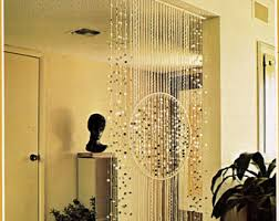 Hippie Beaded Door Curtains Beaded Curtains Etsy