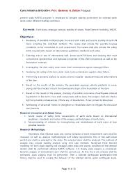 How Do You Do A Resume For A Job by Submitted Proposal Usaid Dr Zeidan1 Excutive Research Plan