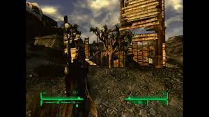Fallout New Vegas Map Locations by Fallout New Vegas Ncr Ranger Combat Armor Location Youtube