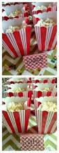 how to host a popcorn bar and outdoor movie night diy beautify